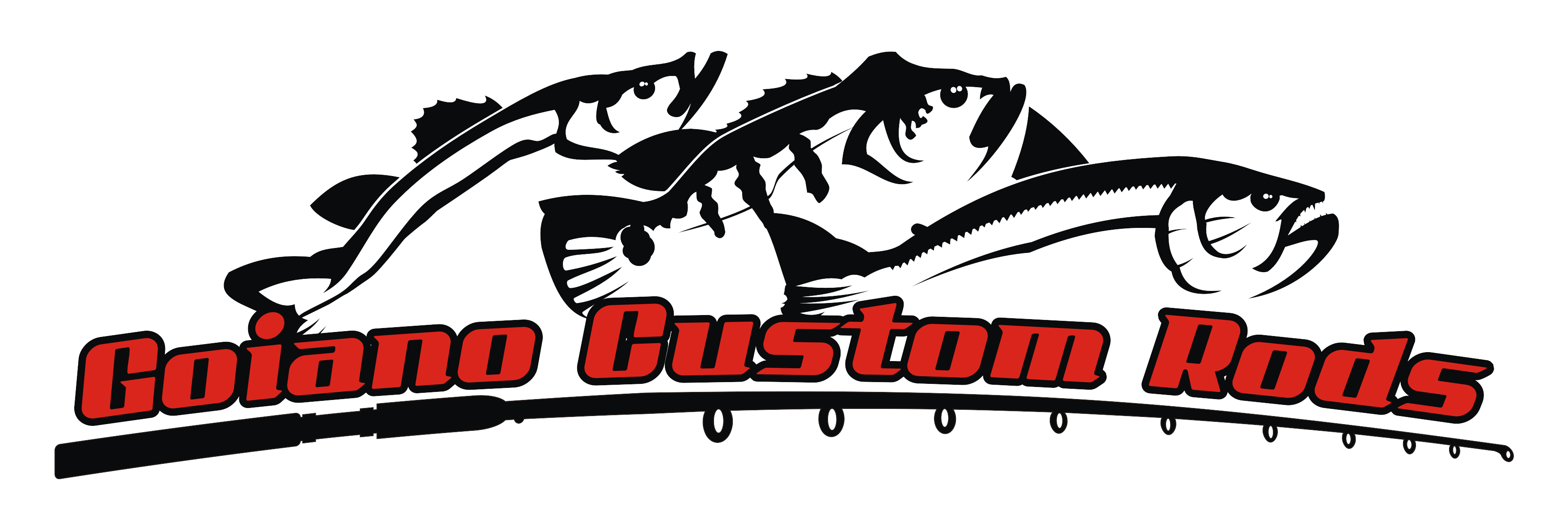 Goiano Custom Rods